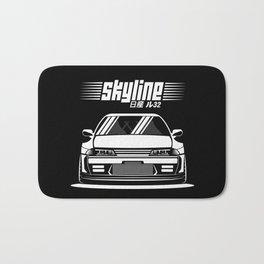Nissan Skyline R32 Bath Mat