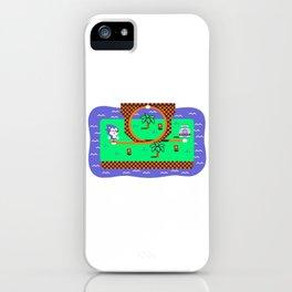 Overworld: Loop iPhone Case