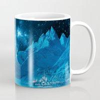 frozen elsa Mugs featuring Frozen - Elsa by Thorin