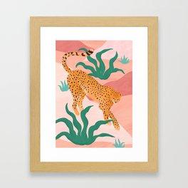 Mild Day Framed Art Print