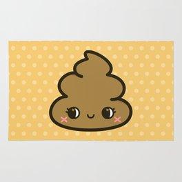 Cutey poop Rug