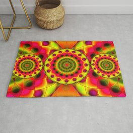 Psychedelic Visions G144 Rug
