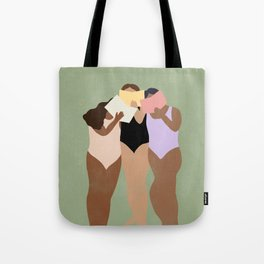 Book Squad Tote Bag