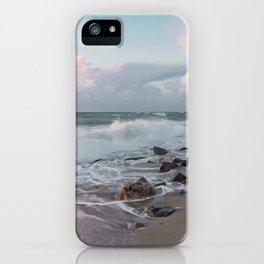 Blue hour iPhone Case