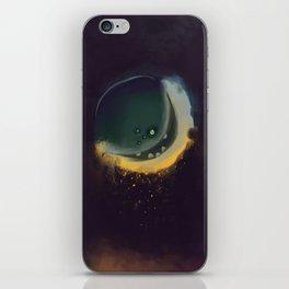 Mood moon. Bonkers. iPhone Skin