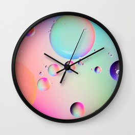 do your own thing Wall Clock