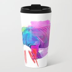 Rhino Metal Travel Mug