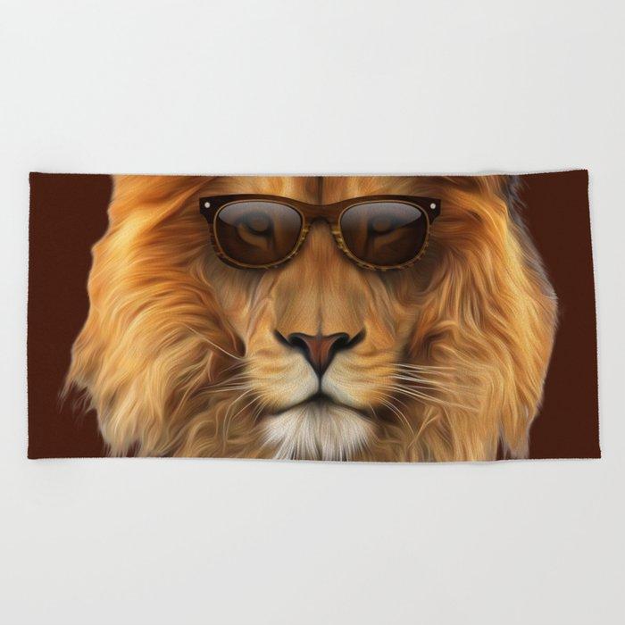 'king Cool MkII Beach Towel