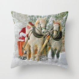 Christmas_20171107_by_JAMFoto Throw Pillow