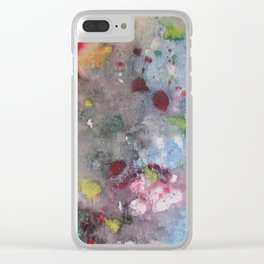 Sprinkle Infusion Clear iPhone Case