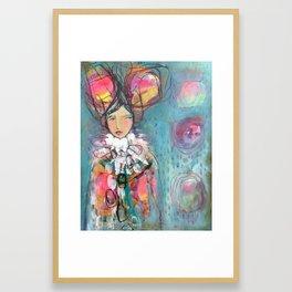 Pure Magic Framed Art Print