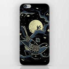 wind up bird chronicle - murakami iPhone Skin