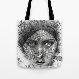 The Eyes of Alchemy Tote Bag