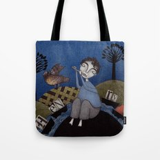 Henry and Adele Tote Bag
