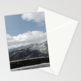 Frosted Smokies Stationery Cards