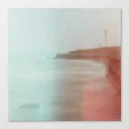 Seaburn Lighthouse Canvas Print