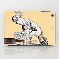 hiphop iPad Cases featuring B BOY by ARTito