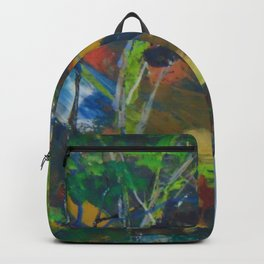 Extra paint Backpack