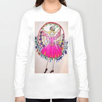 fairy tale Long Sleeve T-shirts featuring Fairy tale by Daizy Boo