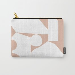Shape study #16 - Inside Out Collection Carry-All Pouch