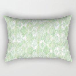 Harlequin Marble Mix Greenery Rectangular Pillow