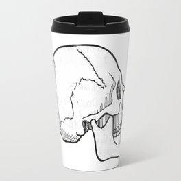 Skull 11 Travel Mug