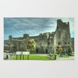 Swansea Castle Rug