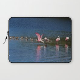 Just Dive Right In Laptop Sleeve