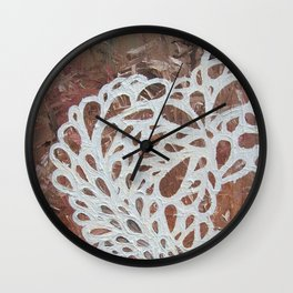 Go With It Wall Clock