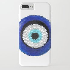 Blue eye Luck Slim Case iPhone 7 Plus