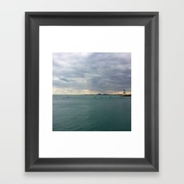 Chicago Framed Art Print