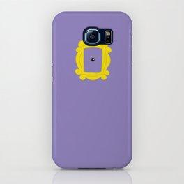 Friends Peephole Frame iPhone Case