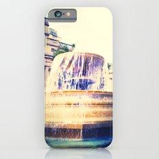 Fountain of Trafalgar iPhone 6s Slim Case
