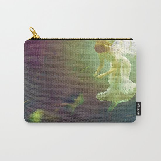 The angel and the mermaid Carry-All Pouch