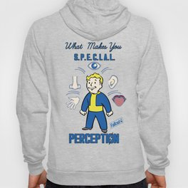 Perception S.P.E.C.I.A.L. Fallout 4 Hoody