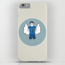 Guardian Angel Stevie iPhone Case