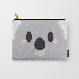 Koala Block Carry-All Pouch