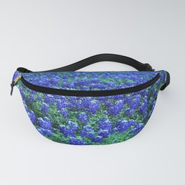 Field of Blue Fanny Pack