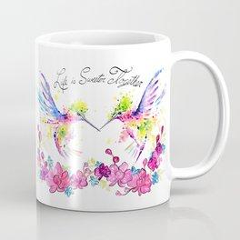 Life is Sweeter Together Coffee Mug