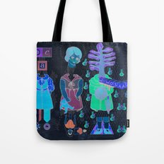 Silly Girls Tote Bag