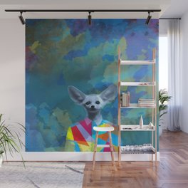 The Fennec fox Wall Mural