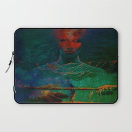 """"""" The voice of the universe """"  Laptop Sleeve"""