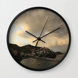Crete, Greece 4 Wall Clock