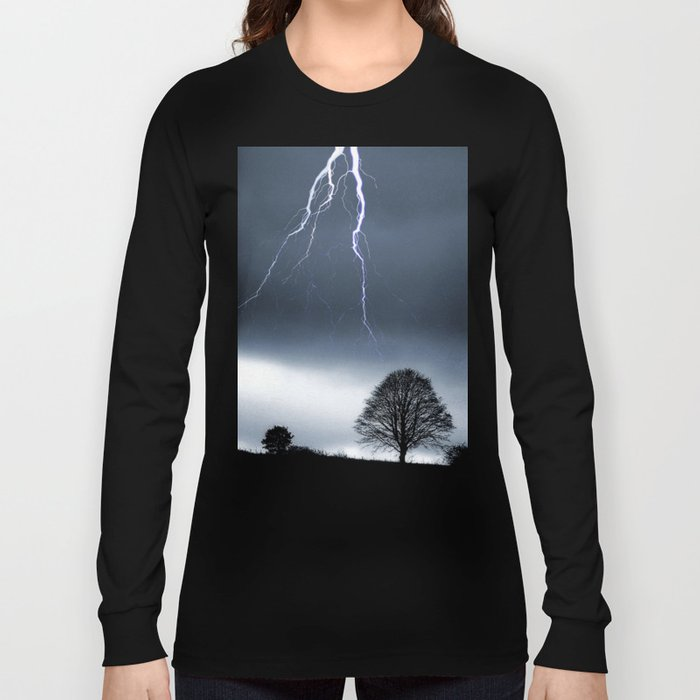Somewhat Exposed Long Sleeve T-shirt