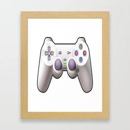 games Framed Art Print