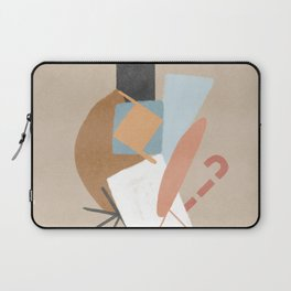 Little dove on the nest - minimalist art boho style Laptop Sleeve