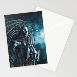 Beryllium Princess II Stationery Cards