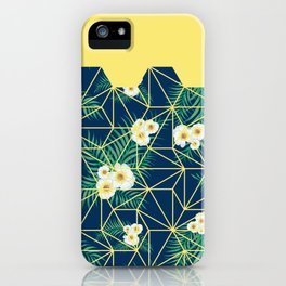 Tropical Tiles #society6 #decor #buyart iPhone Case