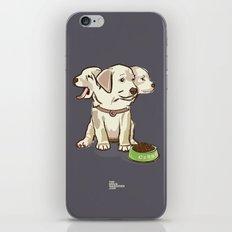 Cerberus Puppy iPhone & iPod Skin