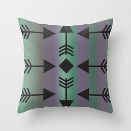 Point Me in the Right Direction Throw Pillow